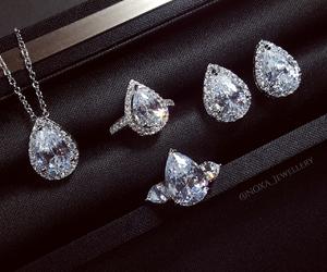 luxury, diamond, and beauty image