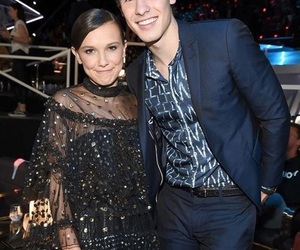 shawn mendes and millie bobby brown image