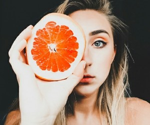 beauty, FRUiTS, and girls image