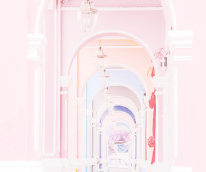 cute pink kawaii image