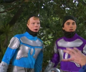 blue and purple trooper image