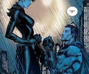 batman, dccomics, and mulher gato image