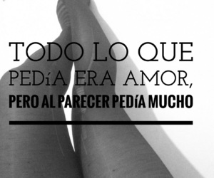 amor, easel, and frases image