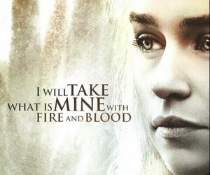 mother of dragons and daenerys stormborn image