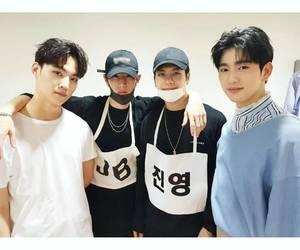 got7, kpop, and jackson wang image