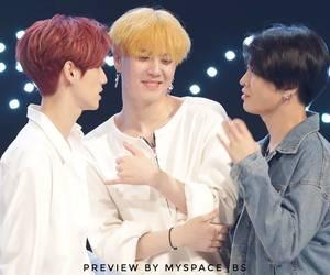 youngjae, yugyeom, and mark image
