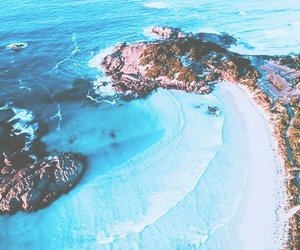 sea, summer, and nature image