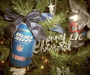 beer, decorate, and bud light image