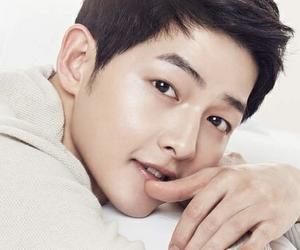 song joong ki, love, and fashion image