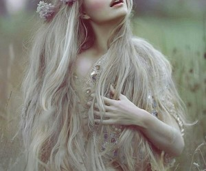 fantasy, beauty, and fairy image