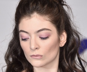 alternative, makeup, and purple image