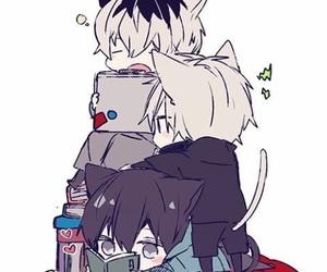 neko and tokyo ghoul image