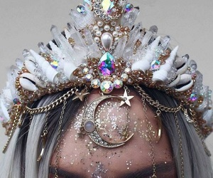 aesthetic, crown, and style image