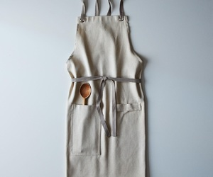 apron, cook, and cooking image