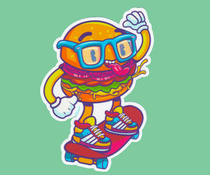 cute stickers and cool stickers image