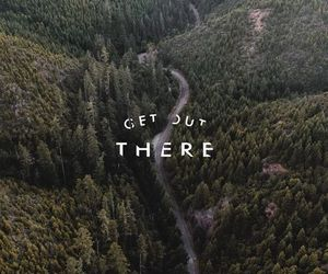 wanderlust, explore, and nature image