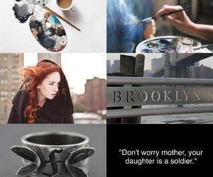 aesthetic, shadowhunters, and fairchild image