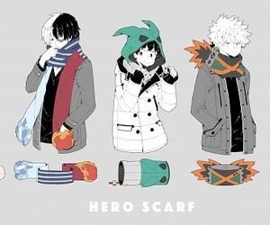 my hero academia and boku no hero academia image