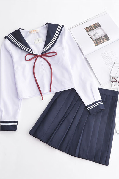 article and 関西衿短袖セーラー服 image