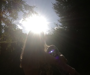 I love it, summer, and sun image