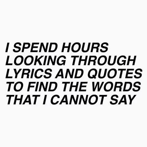 quotes, Lyrics, and words image