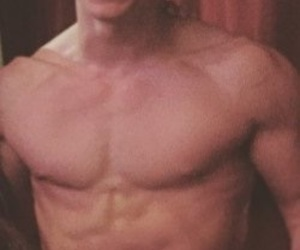 abs, boys, and handsome image