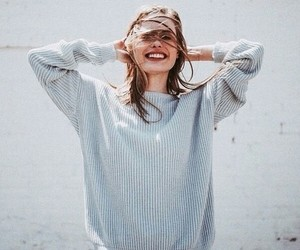 girl, indie, and photography image