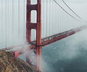 bridge and background image