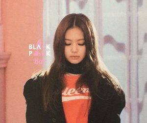blackpink, jennie, and whistle image