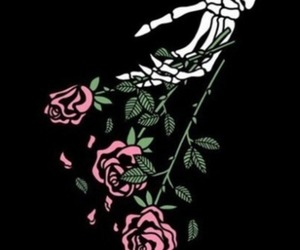 rose, wallpaper, and powerless image