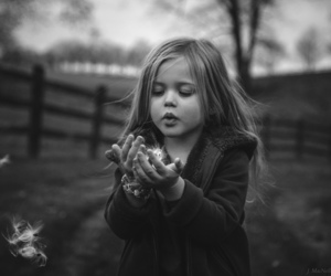 child and nature image