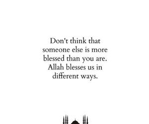 blessed, trial, and islam image