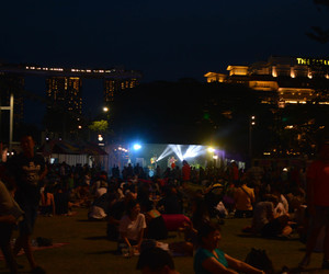 concert, music, and night image