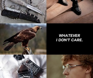 aesthetic, themortalinstruments, and gone image