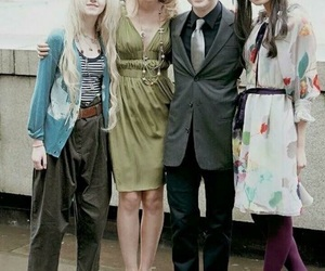 dumbledore's army, emma watson, and family image