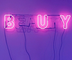 beauty, buy, and neon image