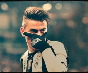 football and dybala image