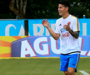 colombia, james rodriguez, and colombia nt image