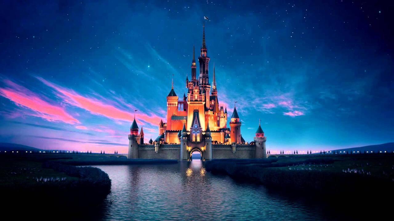disney, castle, and walt disney image