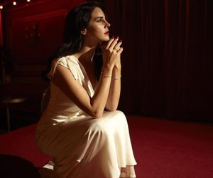 lana del rey, burning desire, and lizzy grant image