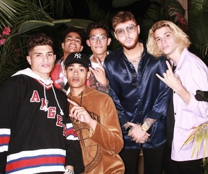backstage, boyband, and mtv image