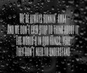 andy, Lyrics, and quote image