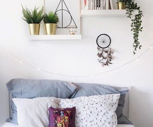 bedsheets, decorations, and design image