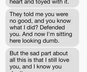 boyfriend, breakup, and broken image