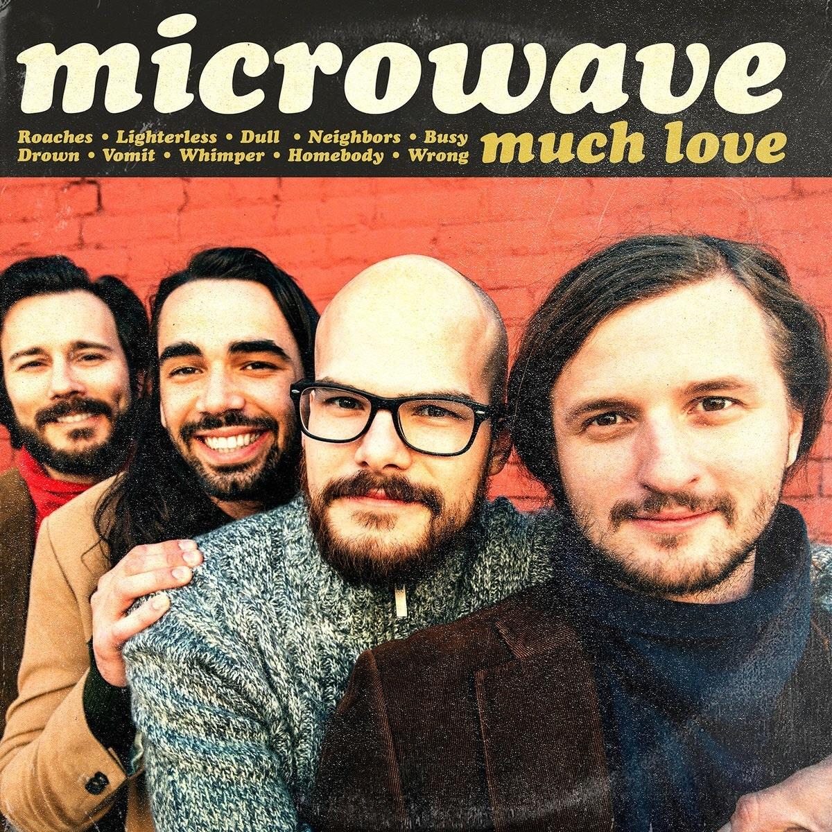 album, Microwave, and pop punk image