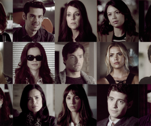 cast and pretty little liars image