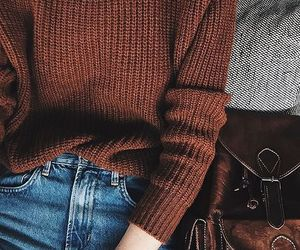 fashion, autumn, and style image