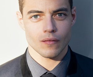 rami malek, actor, and handsome image