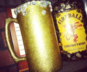 bling, crafty, and fireball image