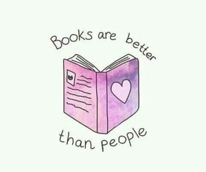 book and purple+ image